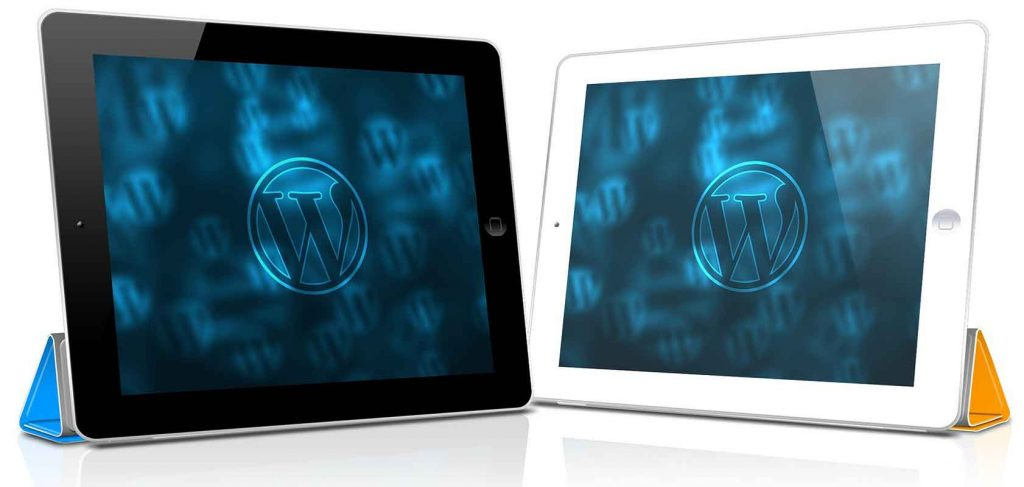 Tablettes WordPress